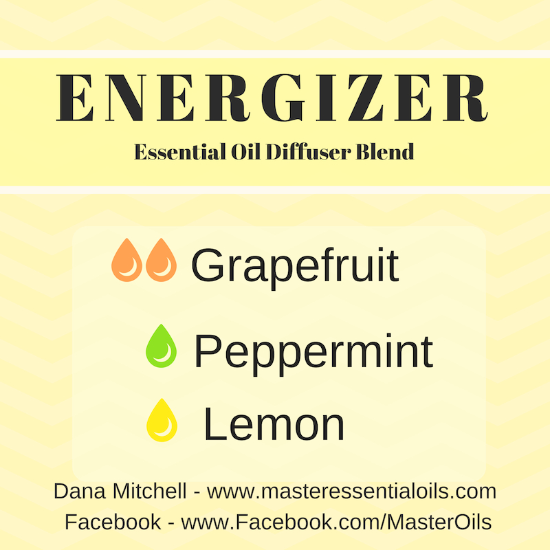 Energize with Peppermint